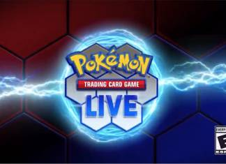 Pokemon Trading Card Game Live