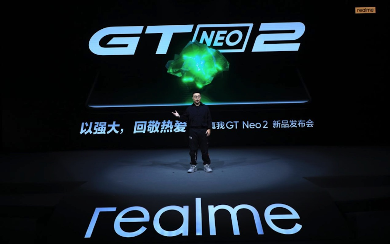 Realme GT Neo 2 Launch
