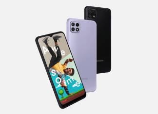 Samsung Galaxy A13 5G Concept Only