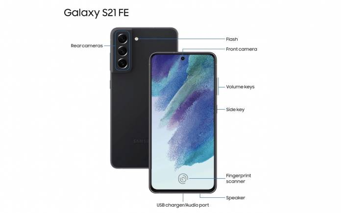 Samsung Galaxy S21 FE User Manual