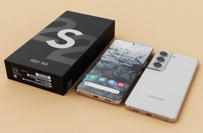 Samsung Galaxy S22+ Camera Specs