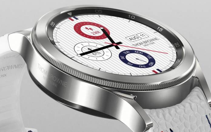 Samsung Galaxy Watch4 Classic Thom Browne Edition