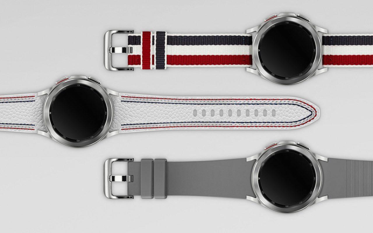 Samsung Galaxy Watch4 Classic Thom Browne Edition Launch