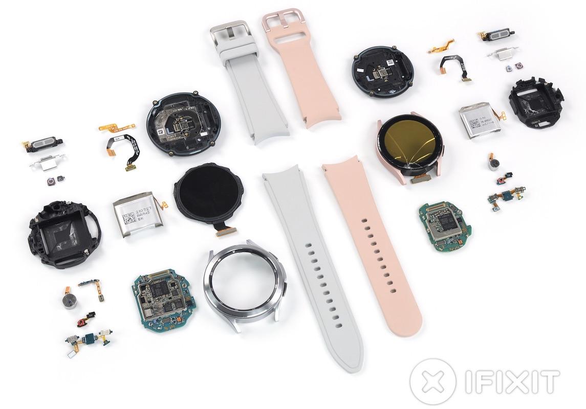 Samsung Galaxy Watch4 and Watch4 Classic Teardown 5
