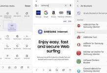 Samsung Internet 16.0 Beta