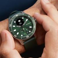 Withings ScanWatch Horizon Design