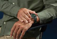 Withings ScanWatch Horizon Specs