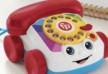 Fisher-Price Chatter Telephone Price