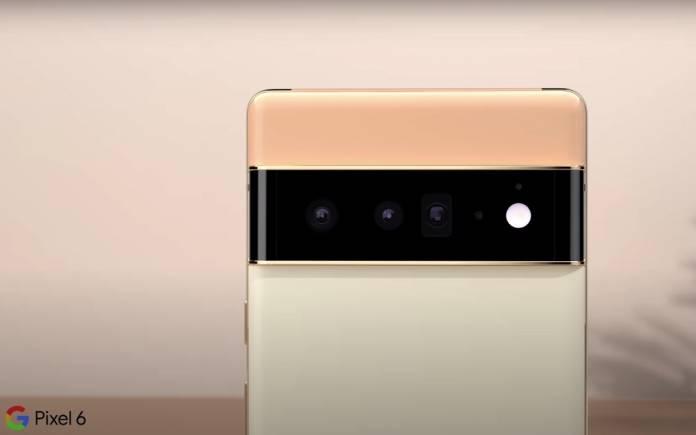 Google Pixel 6 Coming Soon
