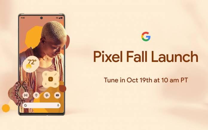 Google Pixel Fall Launch