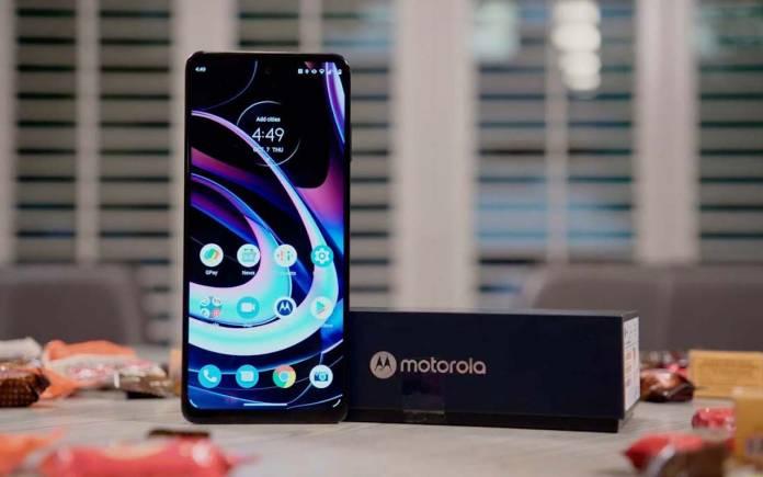 Motorola Edge 5G UW Verizon