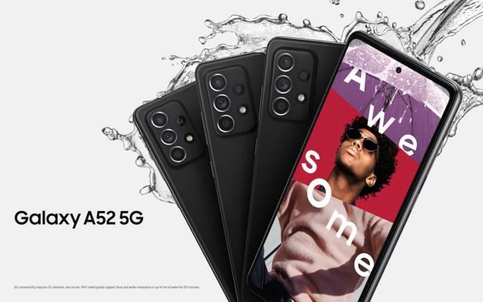 Samsung Galaxy A52 Update RAM Plus Update