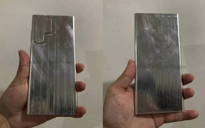 Samsung Galaxy S22 Ultra Dummy Unit