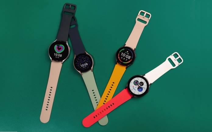 Samsung Galaxy Watch 4 Browser Update