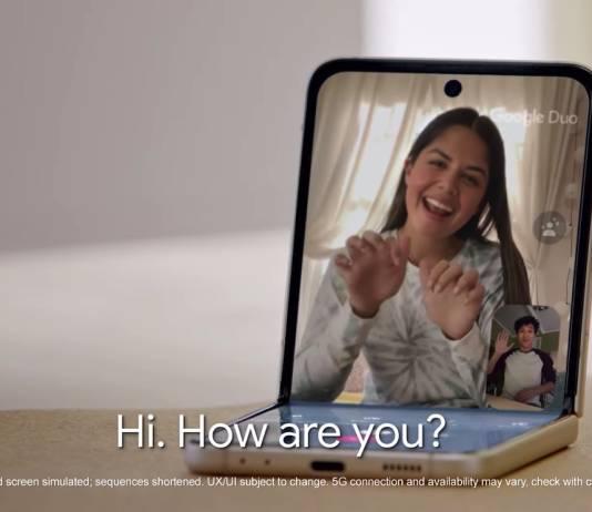 Samsung Galaxy Z Fold 3 5G ZFlip 3 5G Google x Samsung 4