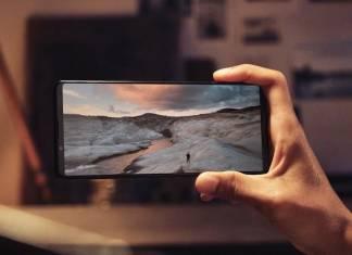 Sony Xperia 1 III Ads