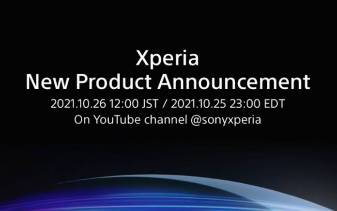 Sony Xperia Product Announcement 2021