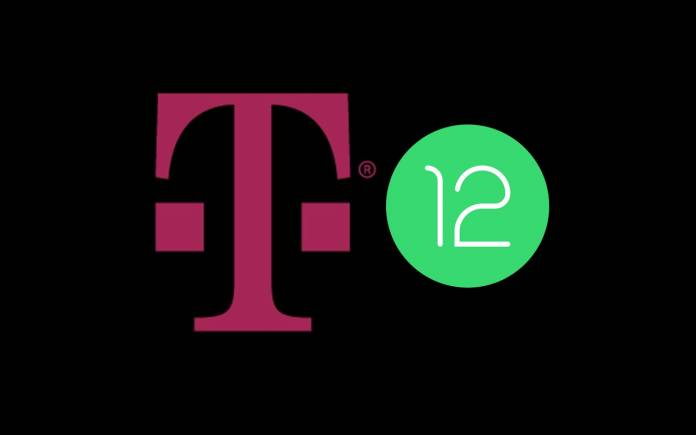 T-Mobile Android 12